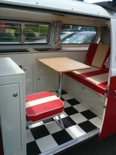 LOVE VW camper vans!