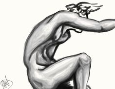 Alessia V, 'Male Body', digital 2014.