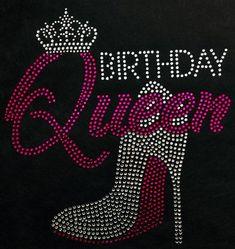 Birthday Queen, Birthday Girl Shirt, Birthday Diva Shirt, Women's Birthday T… Birthday Wishes Cards, Happy Birthday Messages, Happy Birthday Images, Happy Birthday Greetings, Queen Birthday, Happy Birthday Sister, Birthday Woman, Womens Birthday Shirt, Birthday Shirts