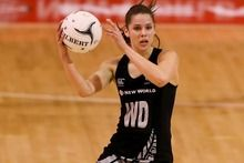 Kayla Cullen is becoming a strong member of the Silver Ferns.