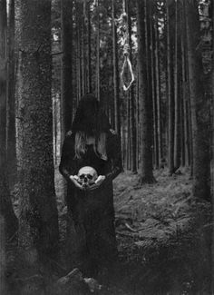 #darkness #death #skull