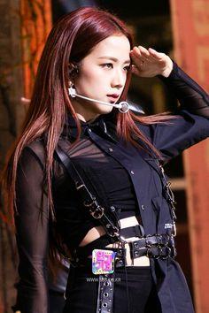 Purple Rabbit_🐾 on - Love K-Pop ❤ Blackpink Jisoo, Kim Jennie, Btob, Mamamoo, South Korean Girls, Korean Girl Groups, Blackpink Outfits, Black Pink ジス, Blackpink Members