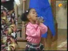"The Huxtables lip synch ""Night Time is the Right Time"" 