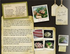 Make your own cookbook gift!   Make Your Own Cookbook   Pinterest ...