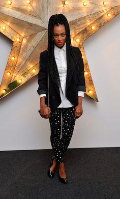 Solange Knowles Clothes