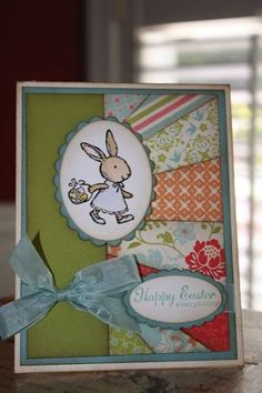 Everybunny by triciabarber - Cards and Paper Crafts at Splitcoaststampers