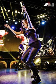 Sharon den Adel -Within Temptation