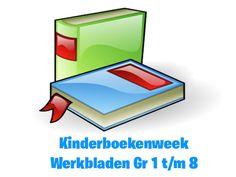 Kinderboekenweek 2015 Werkbladen
