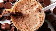 Peanut Butter Cup Protein Shake || 26 Recipes for Peanut Butter Lovers