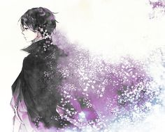 Image via We Heart It #anime #boy #gintama #shinsuke #takasugi