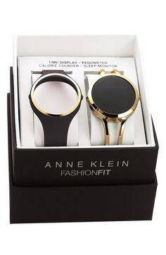 Anne Klein 'Fashion Fit' Multifunction Smart Watch, 36mm | Nordstrom
