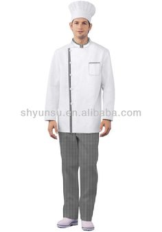 chef uniform $5~$7