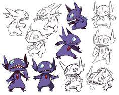 Sableye Stitch