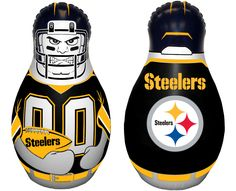 NFL Pittsburgh Steelers Mini Tackle Buddy