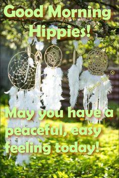 ☮ American Hippie ☮  Happy Day!    ... [Image via Pinterest: Credit - Artist]