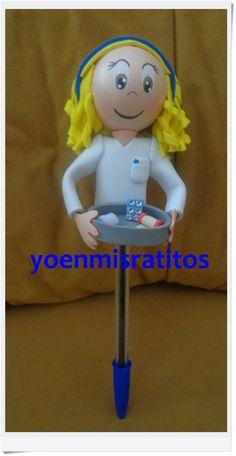 Fofuboli enfermera