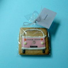 Wedding Favour Cookie. You can put any icing design on them that is special to you and your to be partner. Maybe get someone who wants more involvement in the wedding to do them for you.