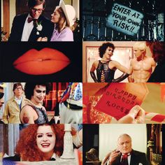 Rocky Horror Picture Show -- One of the best films in the world (vastly underappreciated)