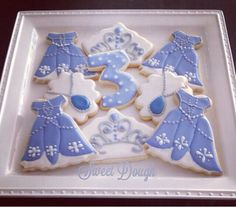 Sofia the first cookies