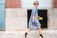 Les plus beaux streetlooks de la Fashion Week de New York ss 2014