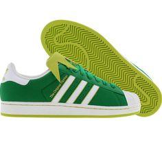 premium selection 44562 a016b Adidas Superstar II Kermit Adidas Women, Running Shoes, Sneakers, Nike,  Momma Bear