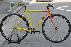Surly Cross-Check Single Speed Complete by Circles Japan, via Flickr