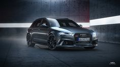 Audi RS6 Performance - Full CGI on Behance