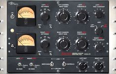 In studio gear esoterica, the two-channel Fairchild 670 is the 'Holy Grail' of hardware compressors. Universal Audio went to great lengths to capture the unique and sublime sonics of this famous Variable Mu/Tube limiter. Studio Equipment, Studio Gear, Studio Setup, Lps, Virtual Studio, Logic Pro X, Recording Studio Home, Sound Studio, Audio