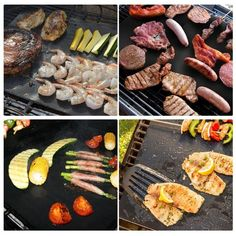 Bequee BBQ rug of Grilling /& Baking 40x33 cm
