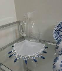 Resultado de imagem para tampa copo bordado de tule