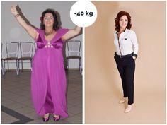Monika jedząc tylko zupy schudła 40kg. Sama opracowała dietę i uczy innych, jak gotować Ga In, Prom Dresses, Formal Dresses, Fitness, Beauty, Clean Eating, Sport, Drink, Food