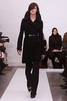 Balenciaga Fall 2002 Ready-to-Wear Fashion Show - Mia Hessner, Nicolas Ghesquière