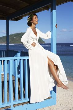 Shot in gorgeous Samoa by Travis Grace for The Knot summer 2011 issue.
