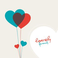 Lovely Family - Vector Graphic by DryIcons