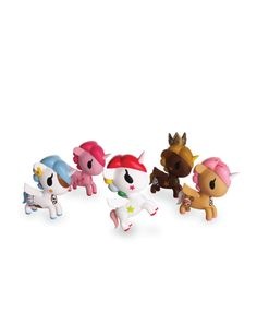 Unicorno Blind Box Mini Series by tokidoki Fat Unicorn, Little Unicorn, Little Pony, Unicorn Party, Kitsch, Minis, Doll Toys, Dolls, Day Countdown