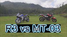 ¿Qué moto compro? YAMAHA R3 vs MT-03 - Moto R3 #30