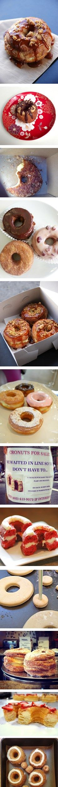 Where to buy cronuts in South Africa