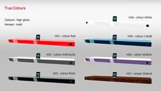 Finite Elemente Balance for 1 x HORIZONTAL 51 shelf with iPod / iPhone sound system - HORI51ABC