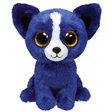 I really thought this Tbone plush looked kinda like a blue Corgi... but it's not a Corgi!