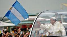 A dos años de asumir como Papa, el Pontífice argentino