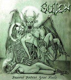 """Cresta Metálica Producciones » Sullen lanzan su nuevo single """"Demons Devour Your Flesh"""""""