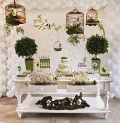 Bella Fiore Decoração de Eventos: Festa de Passarinhos