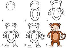 Что делать, если родители не умеют рисовать? Бывает же такое! Эти простые уроки помогут вам научиться рисовать льва, овечку, обезьянку и других симпатичных зверушек. Садитесь вместе с ребенком и пробуйте. Вы здорово проведете время вместе. Скачивайте уроки и делитесь с друзьями.