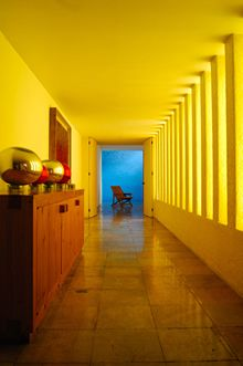 Barragan Casa Gilardi 1976, Luis Barragan, Mexico.
