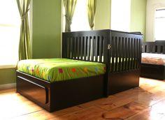 Paquete CUNA-CAMA Cama Confort Kids Room, Child Room, Cot, Baby Room, Cribs, Baby Kids, Nursery, Baby Shower, House