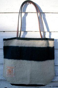 make this Hudson Bay Bag