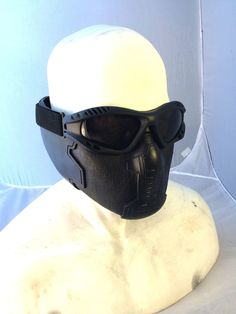 Captain America Winter Soldier Bucky Barnes Mask and Goggles   Entertainment Memorabilia, Movie Memorabilia, Props   eBay!
