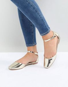 Cute, style, simple, shiny party shoes, silver, jeans, cute