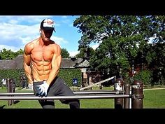 ▶ Calisthenics Workout Motivation: Dip Variations / Triceps (HD) - YouTube