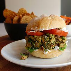 Zesty Tofu Salad Sandwich | WHAT the HECK do I eat NOW Easy Vegan Dinner, Vegan Dinner Recipes, Vegan Dinners, Healthy Recipes, Tofu Salad, Salad Sandwich, So Little Time, Food Videos, Veggies